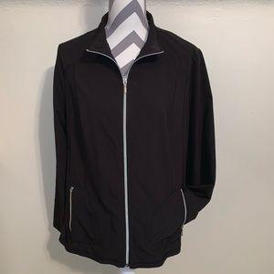 Chico's Zenergy Golf Jacket.